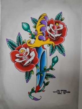 sword-roses