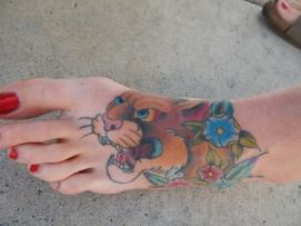 Mountain Lion (Healed)